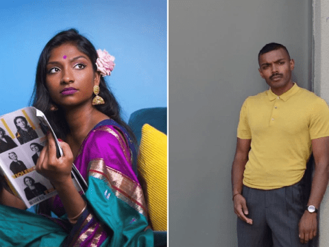 'Dark and divine': Tamil community celebrate their heritage on Instagram
