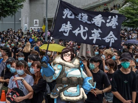 Gamers organise Activision Blizzard boycott over Hong Kong protest ban