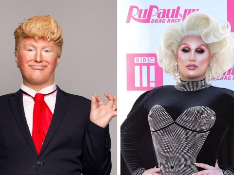 Drag Race UK hints The Vivienne picked Trump over Kim Woodburn and Cilla Black for Snatch Game