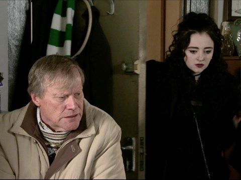 Coronation Street spoilers: Roy Cropper devastated as niece Nina blames him for his brother Richard's death