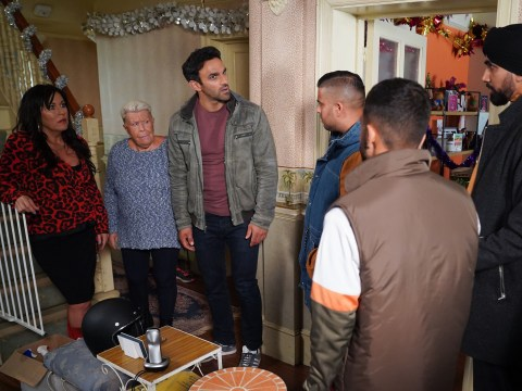 EastEnders spoilers: The Slaters evicted over Christmas?