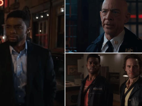 21 Bridges review: Chadwick Boseman really tries but a b-list surprise outshines his star power