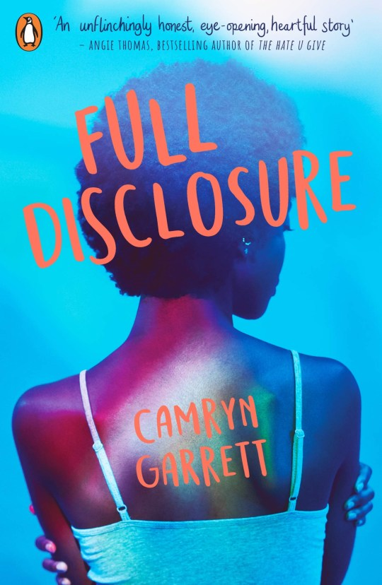 The cover of Full Disclosure