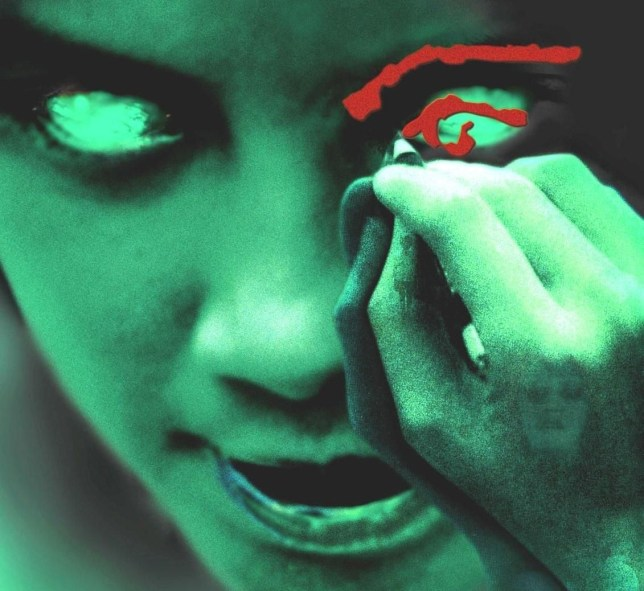 The Eye movie poster (pic: Applause Pictures)