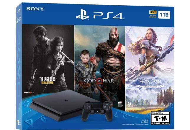 PS4 Black Friday 2019 deal