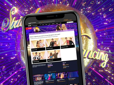 Strictly Come Dancing fans annoyed after experiencing voting issues online