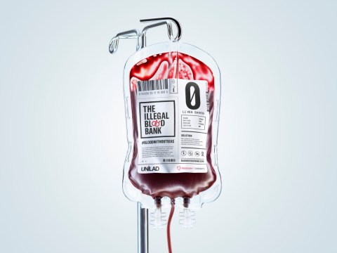 Illegal Blood Bank launches to allow gay and bisexual men to give blood for the first time