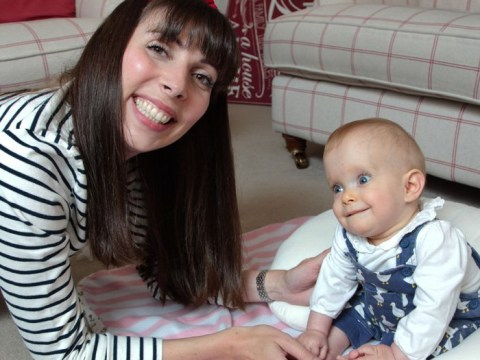 Baby operated on while still in the womb to treat spina bifida