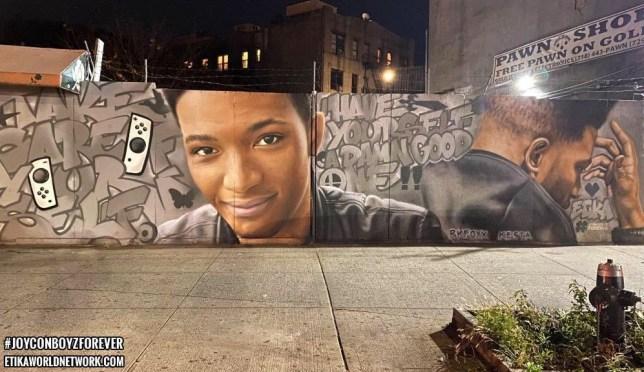 Etika mural