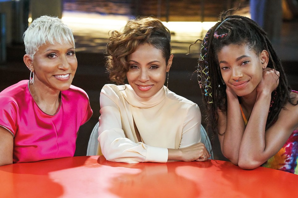 Jada Pinkett Smith on Red Table Talk