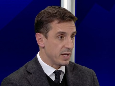 Gary Neville picks his Manchester United team of decade