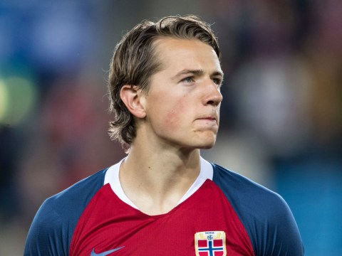 Napoli steal a march on Liverpool target Sander Berge as talks held with Genk hierarchy