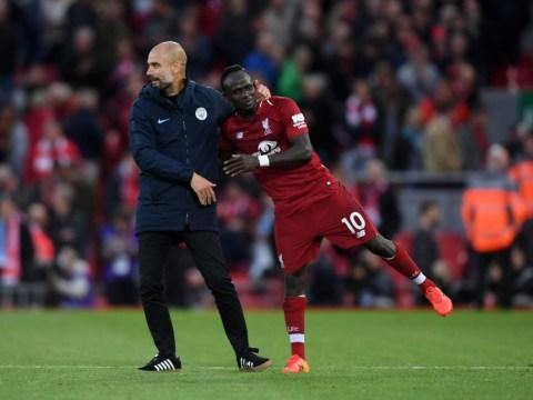 Pep Guardiola takes swipe at 'diving' Sadio Mane ahead of Liverpool vs Man City clash