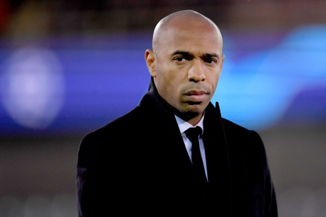 Thierry Henry returns to management with Montreal Impact