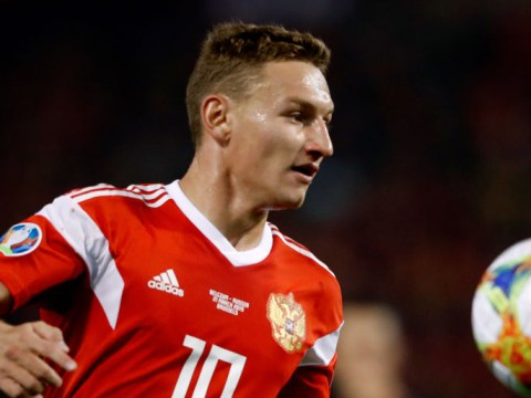 Chelsea will move for CSKA Moscow striker Fedor Chalov in January if transfer ban is lifted