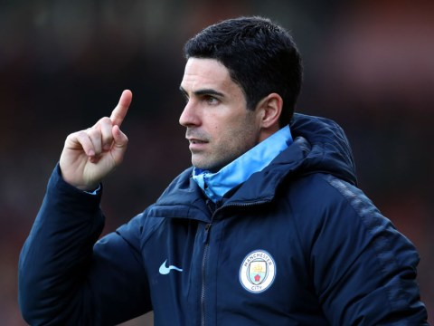 Mikel Arteta would be free to leave Man City if Arsenal want him to replace Unai Emery