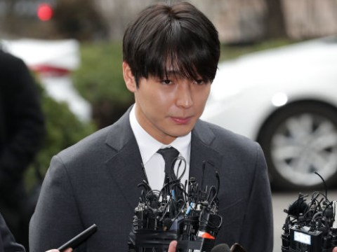 K-pop star Choi Jong Hoon jailed for one year for filming gang-rape victims and sending footage to friends