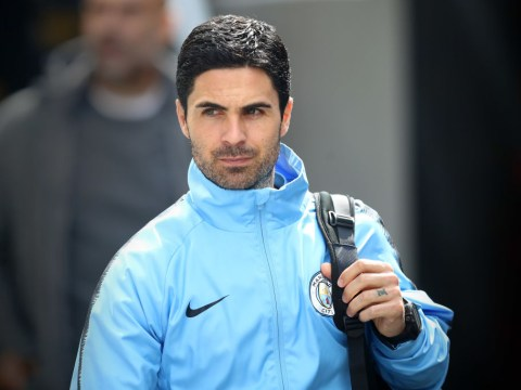 Mikel Arteta thinks Arsenal job is 'too good an opportunity' to turn down