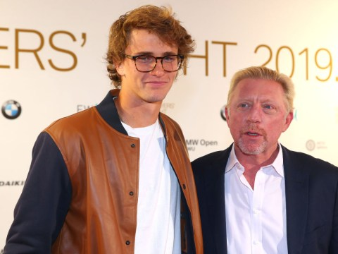 Boris Becker defends Alexander Zverev's Davis Cup snub to play Roger Federer exhibitions