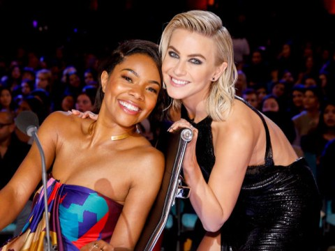 America's Got Talent's Julianne Hough denies 'toxic environment' amid claims Gabrielle Union complained of 'racist jokes'