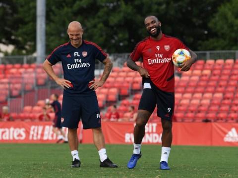 What Arsenal players have said about interim head coach Freddie Ljungberg