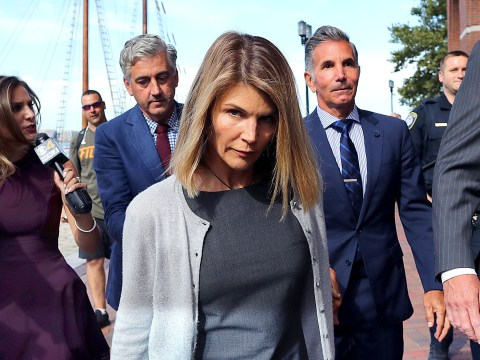 Lori Loughlin facing 50 years in jail as she continues to fight college admissions scandal