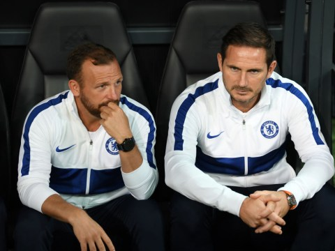 Frank Lampard's assistant Jody Morris mocks Jose Mourinho over his Chelsea 'worries'