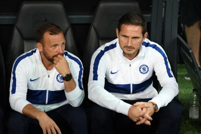 Frank Lampard's assistant Jody Morris mocks Jose Mourinho over his Chelsea 'worries'