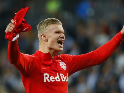 Man Utd and Man City could lose race for Erling Haaland to RB Leipzig for just £25m