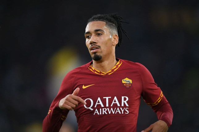 Manchester United want £18million from Roma to make Chris Smalling transfer permanent