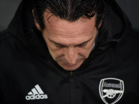 The stat that sums up the misery of watching Unai Emery's directionless Arsenal side
