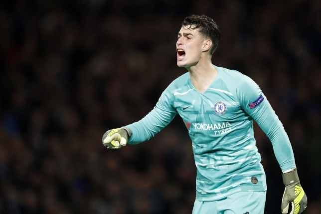 Frank Lampard to renew interest in Shay Given amid concerns about Kepa Arrizabalaga