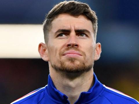 Jorginho plays down Chelsea's Premier League title chances ahead of Man City clash