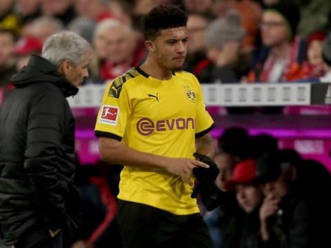 Man Utd and Liverpool transfer target Jadon Sancho wants to leave Borussia Dortmund