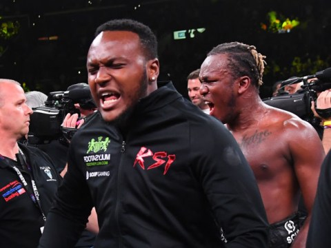 Viddal Riley says he apologised to Shannon Briggs after KSI's win over Logan Paul
