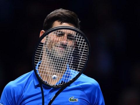 Greg Rusedski explains why 'all the pressure' is on Novak Djokovic ahead of Roger Federer ATP Finals showdown
