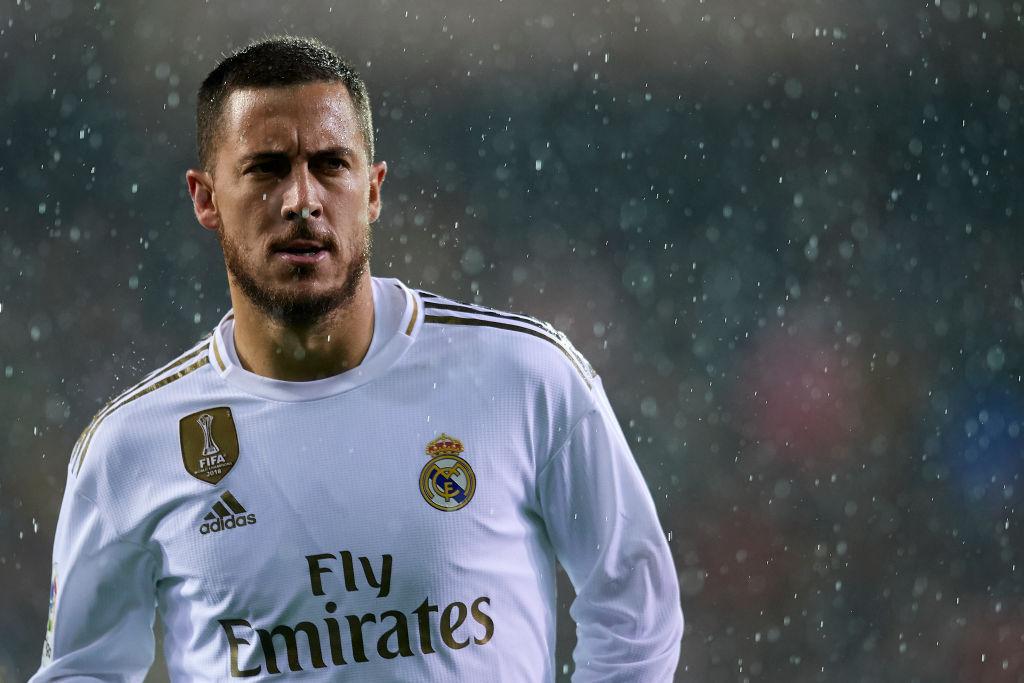 Ligue des Champions Top talent Eden Hazard Real Madrid