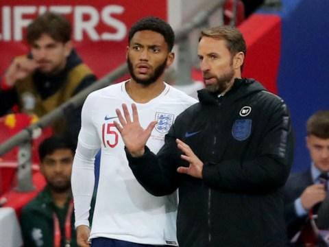 Gareth Southgate slams England fans who booed Joe Gomez at Wembley after Raheem Sterling incident