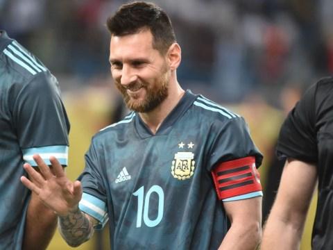 Thiago Silva slams Lionel Messi after Barcelona star tells Brazil coach to 'shut it'