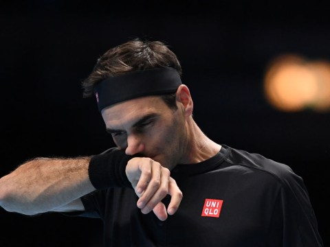 Roger Federer out as debutant Stefanos Tsitsipas advances to ATP Finals final