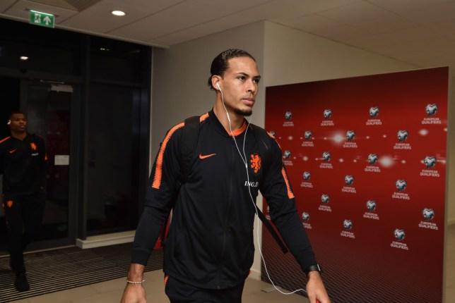 Netherlands defender Virgil van Dijk leaves squad