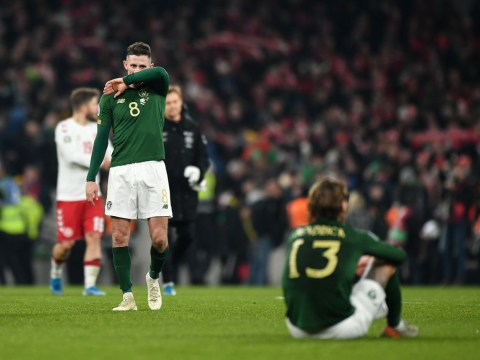 Republic of Ireland stars react to 'heartbreaking' Euro 2020 setback