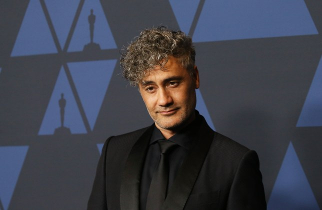 Taika Waititi arrives to the Academy of Motion Picture Arts and Sciences' 11th Annual Governors Awards