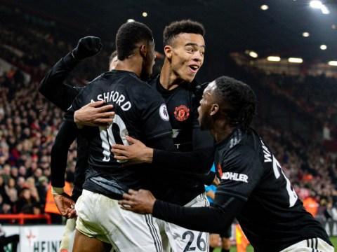 Marcus Rashford explains how Mason Greenwood and Brandon Williams 'are Manchester United'