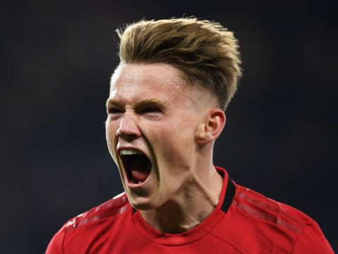 Ole Gunnar Solskjaer singles out Scott McTominay for praise ahead of Bournemouth clash