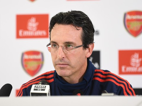 Paul Merson tells Arsenal to replace Unai Emery with Brendan Rodgers and give Leicester City boss 'five-year contract'