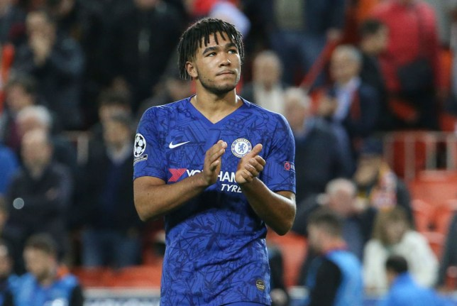 Reece James is developing into a key player for Chelsea manager Frank Lampard