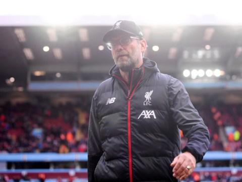 Jurgen Klopp rages at Roberto Firmino offside goal after narrow Aston Villa win