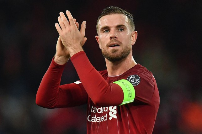 Jordan Henderson has captained Liverpool for five years (Picture: Getty)