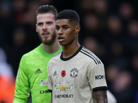 Marcus Rashford rates Manchester United's Premier League top-four chances after miserable run